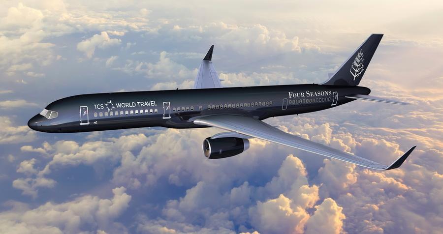8 миллионов рублей за 23-дневное кругосветное путешествие на самолете-отеле (13 фото)