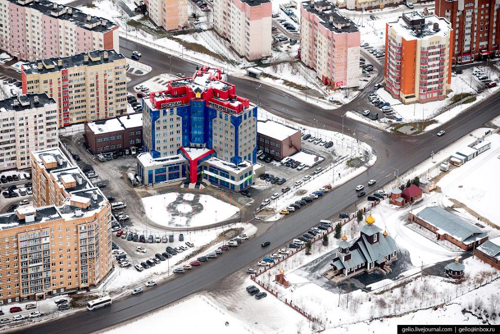 26. Администрация города Новый Уренгой.