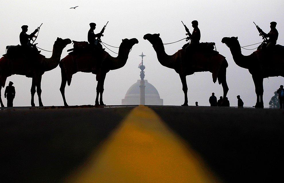 Это наиболее распространённый в Восточной и Южной Азии вид транспорта. В Индии  рикши появили