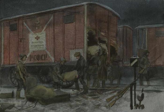 русские художники уникальные картины хроникальные картины