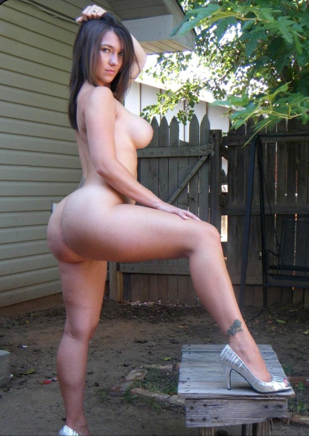 худые голые женщины с огромной жопой фото - 9
