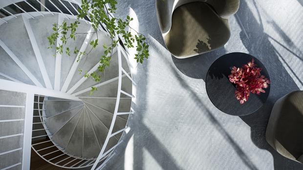 Discover Natur & Nicolai Bergmann , a  fine jewellery concept store in Tokyo , designed by Cop