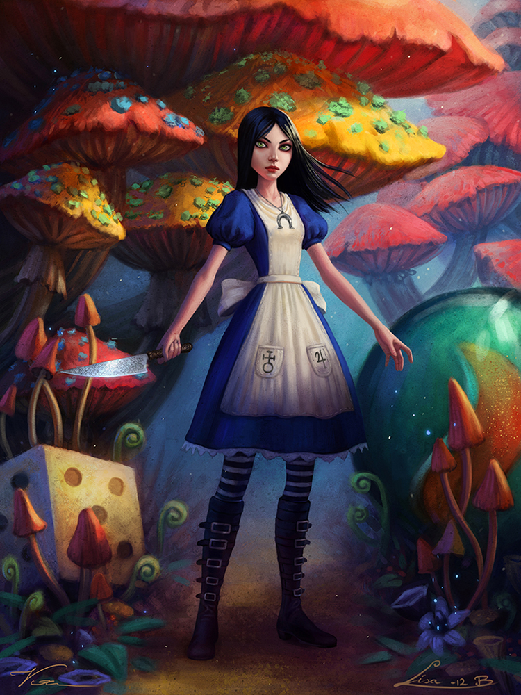 Amazing Digital Artwork by Viktoria Gavrilenko