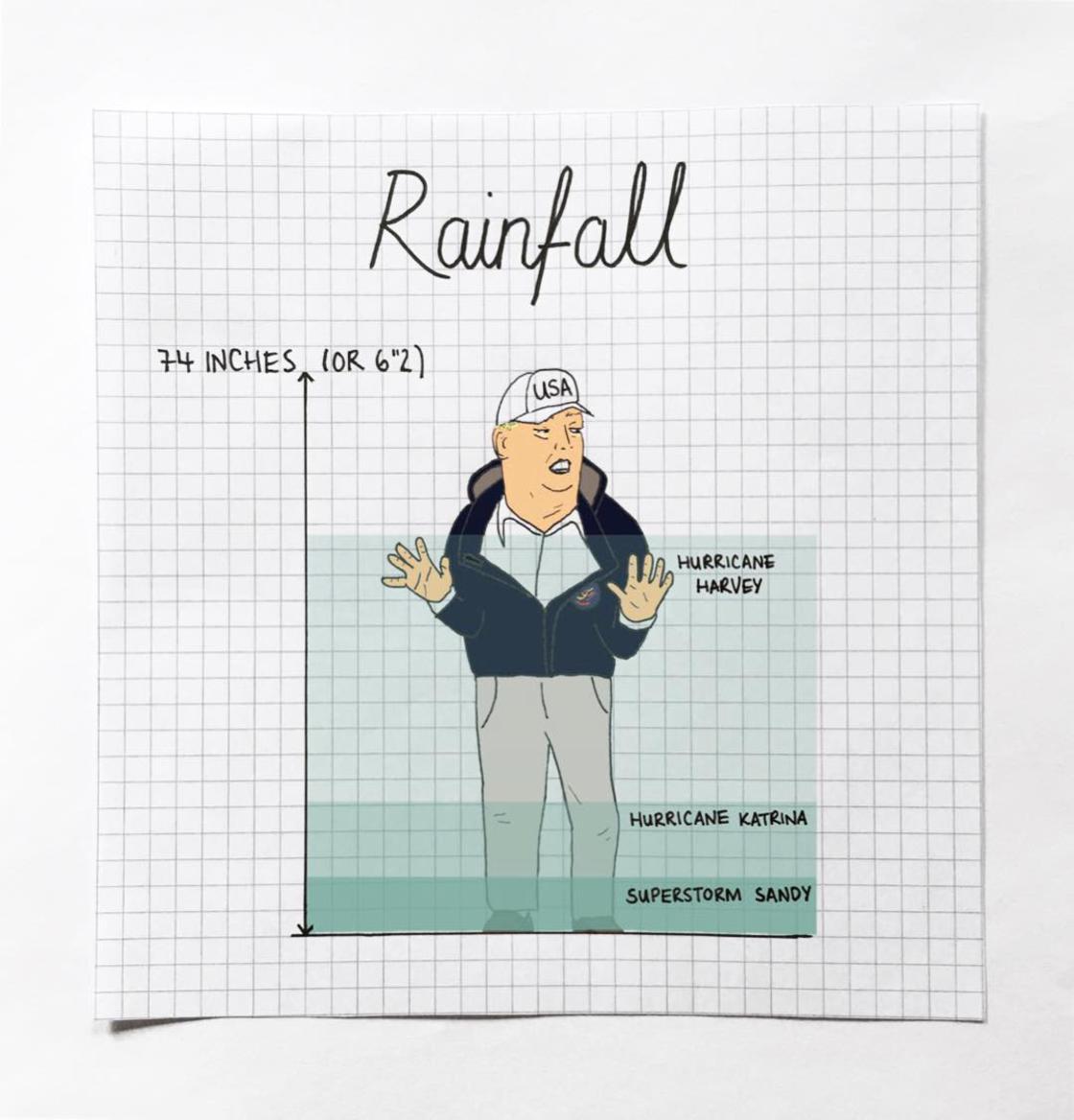 30 diagrammes etonnants illustres par Mona Chalabi