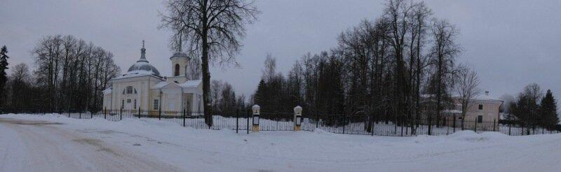 Панорамы Покровского
