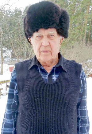 Александр Васильевич Павловский, житель блокадного Ленинграда