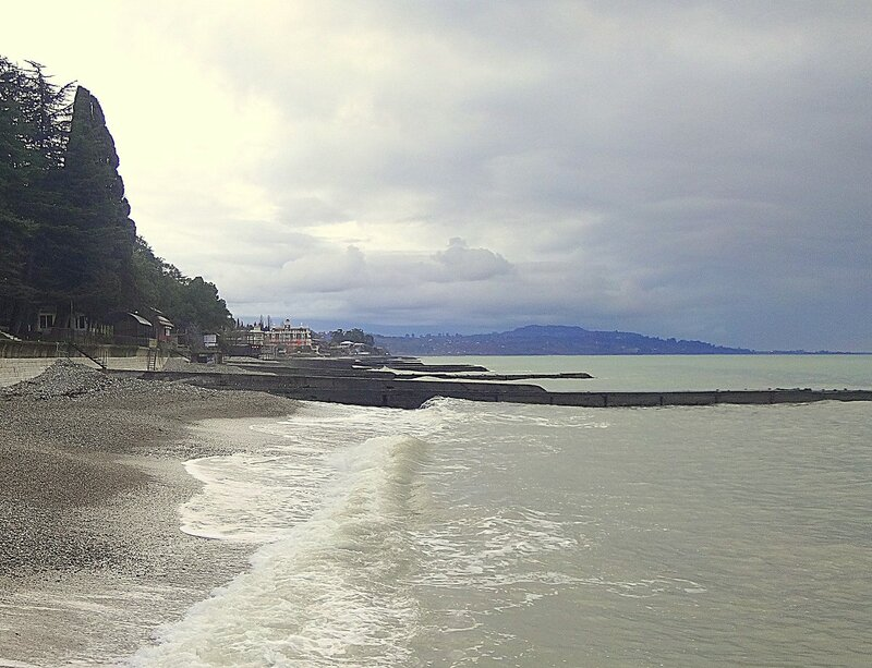 У моря, Новый Афон ... DSC03568 - 01.JPG