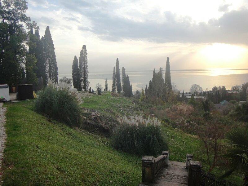 В Новом Афоне, Черноморское побережье Абхазии, 30.12.17 (25).JPG