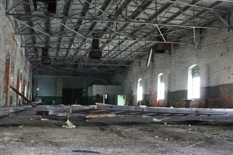 Закрытое депо ст. Бежецк