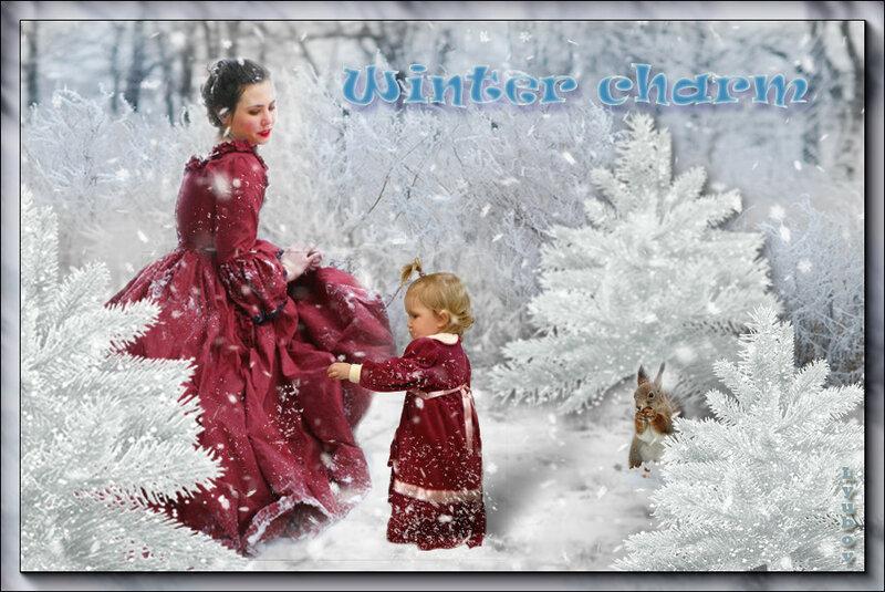 Зимний шарм.jpg - по уроку Ledy Angel