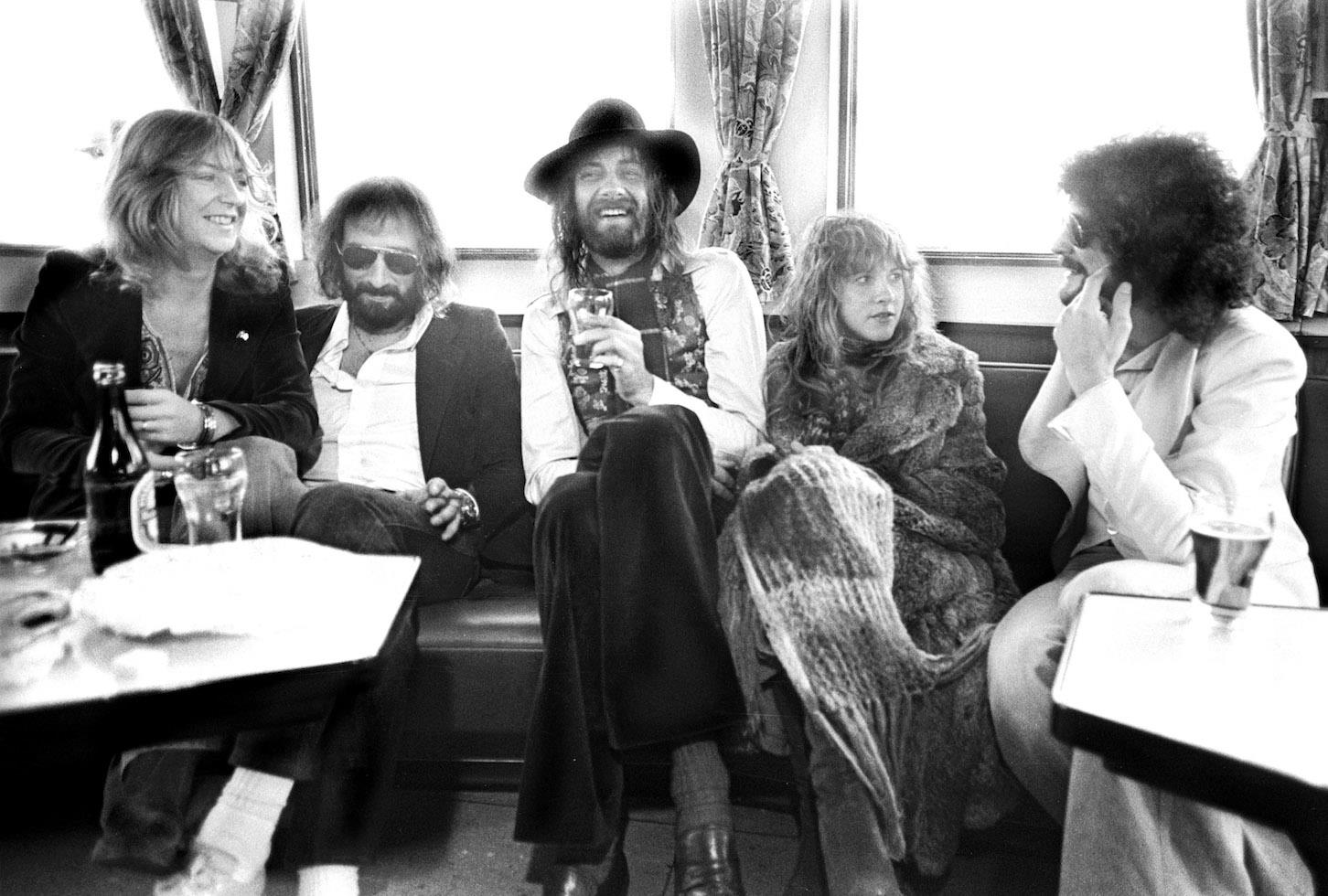 1977. «Fleetwood Mac»