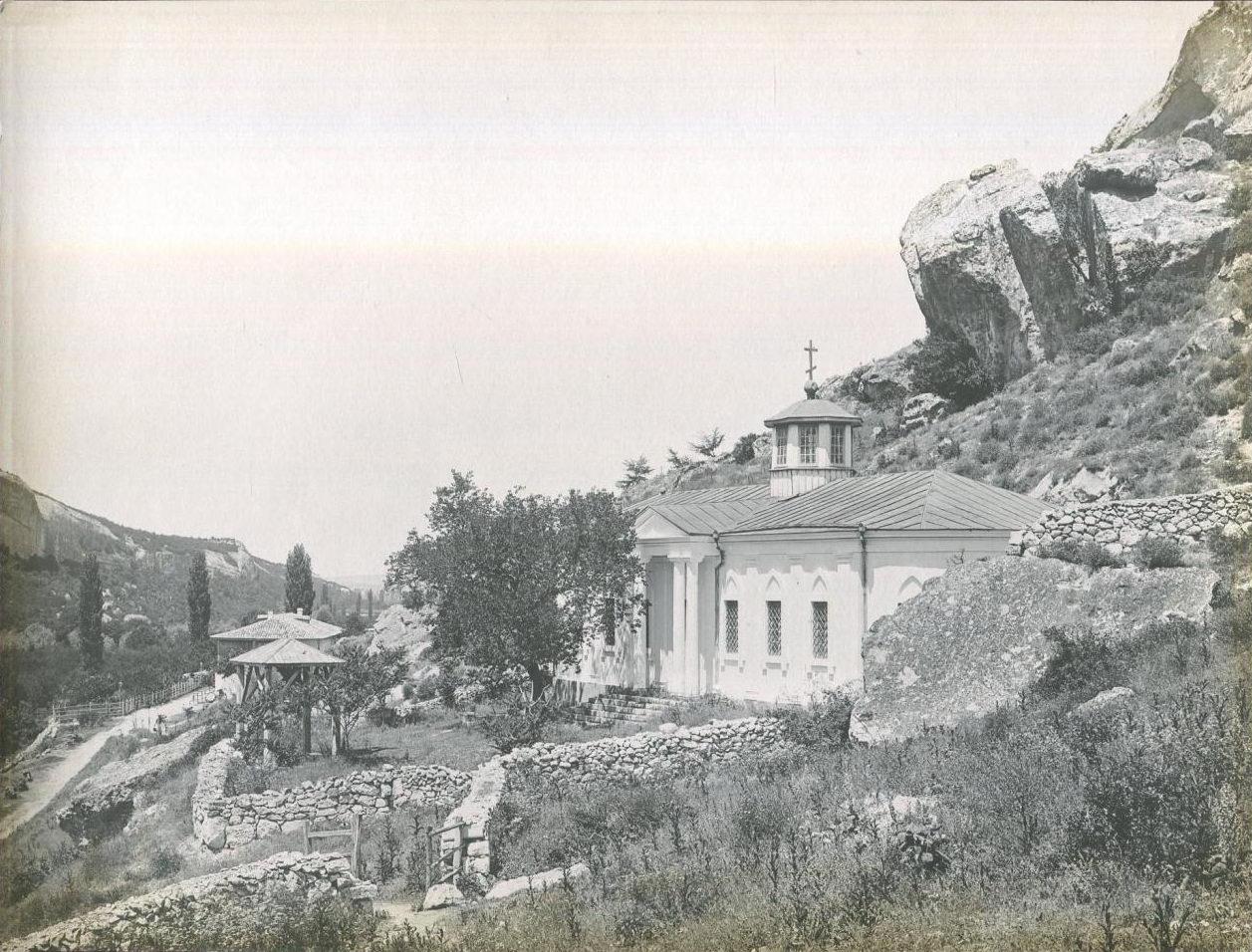Монастырь св. Анастасии