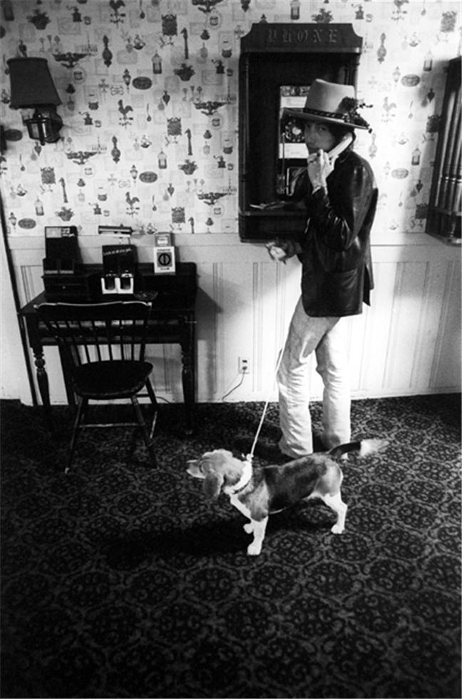 1975. Боб Дилан