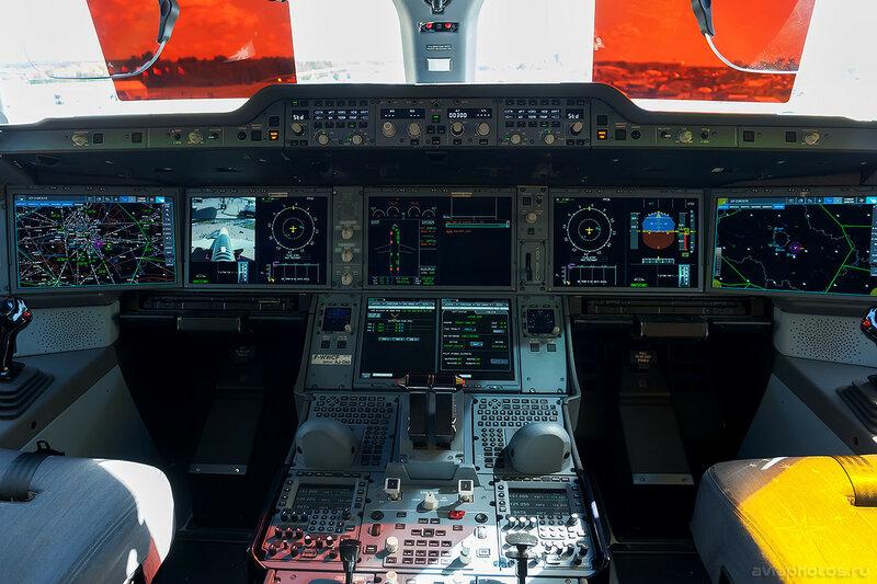 Airbus A350-941 (F-WWCF) Airbus Industrie 046_D702877