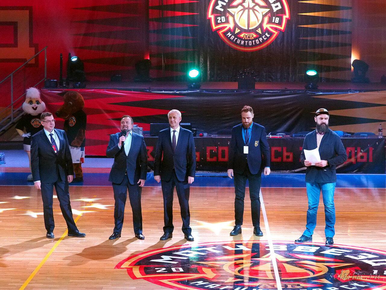 32 Матч звезд АСБ 2018 (ассоциации студенческого баскетбола)
