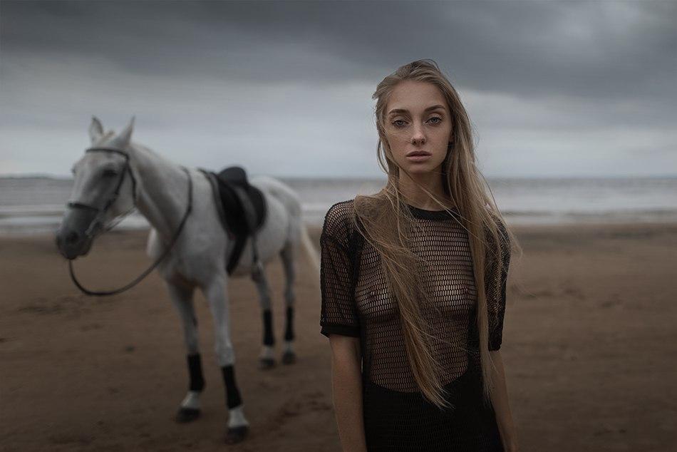 Девушки на снимках Татьяны Мерцаловой