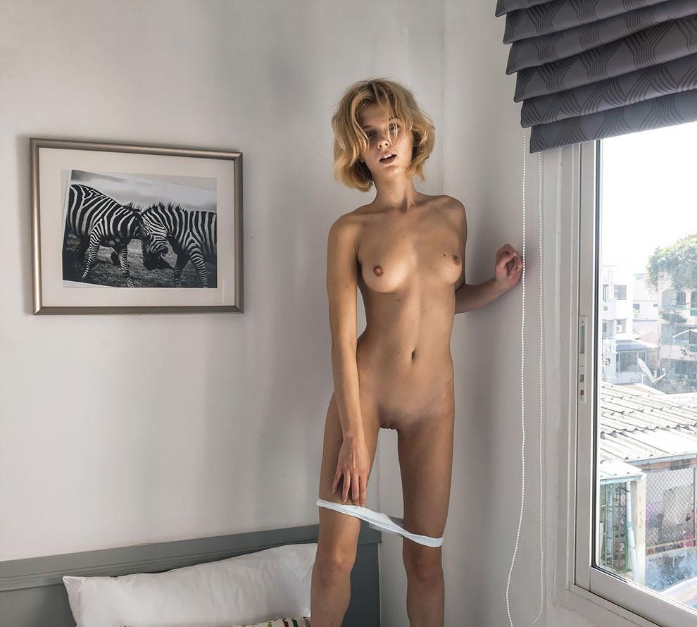 Чувственные снимки обнаженных девушек Павла Киселева