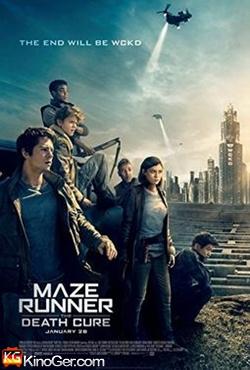 Maze Runner 3: Die Auserwählten in der Todeszone (2018)