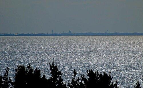 Остров -город