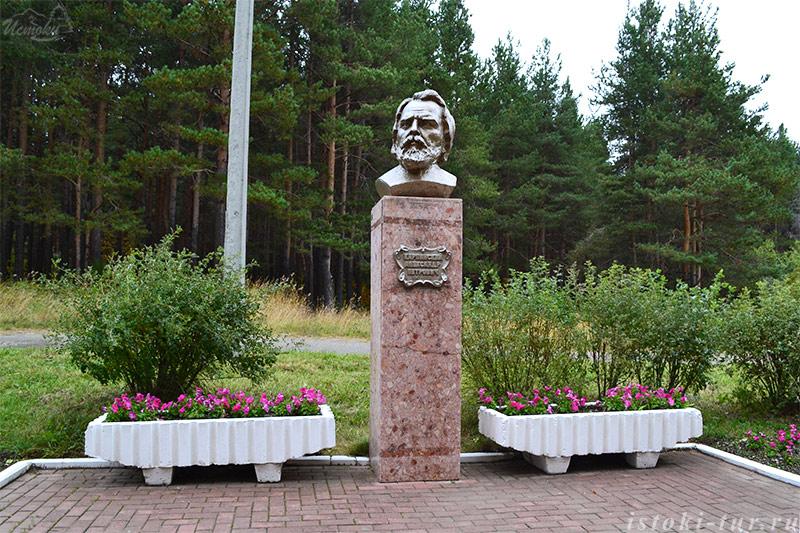 памятник_Карпинскому_pamyatnik_Karpinskomu