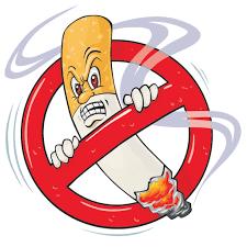 Открытки. Международный день отказа от курения. Запрещено