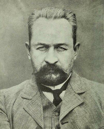 Председатель Совета Министров и министр внутренних дел Временного правительства князь Г. Е. Львов.