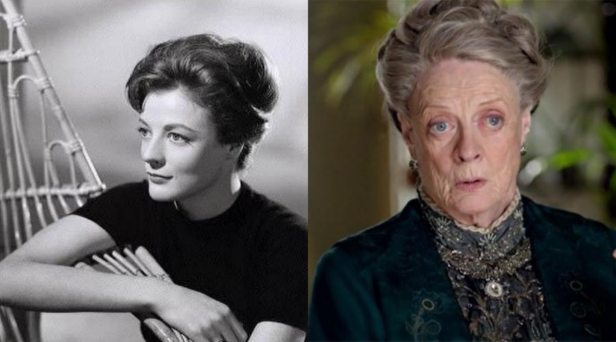 Мэгги Смит Большинство знает Мэгги Смит сразу пожилой героиней знаменитой киносаги о мальчике-волшеб