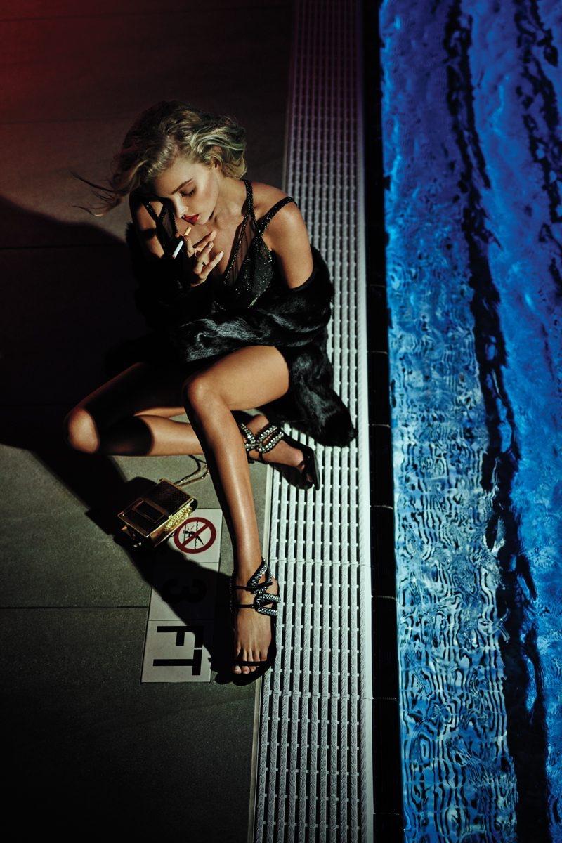 Эльза Хоск на страницах The Daily Summer