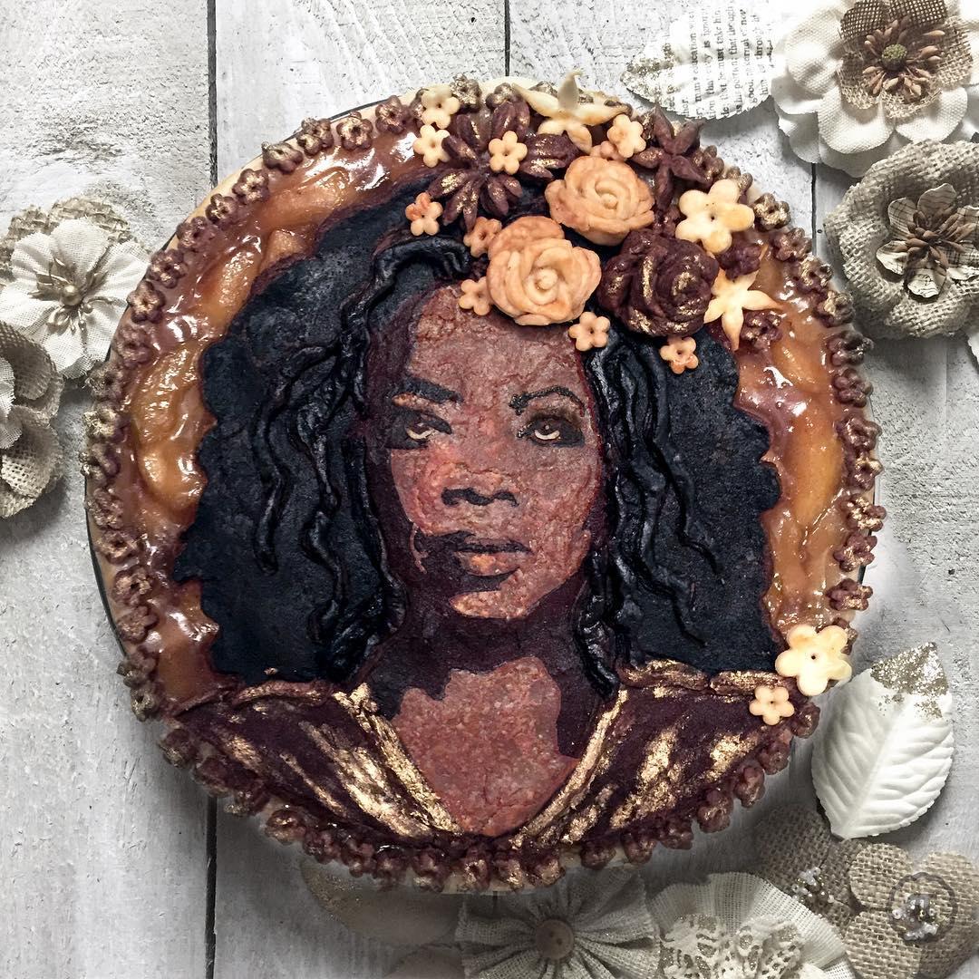 Даже разрезать жалко: поп-культура в пирогах (20 фото)