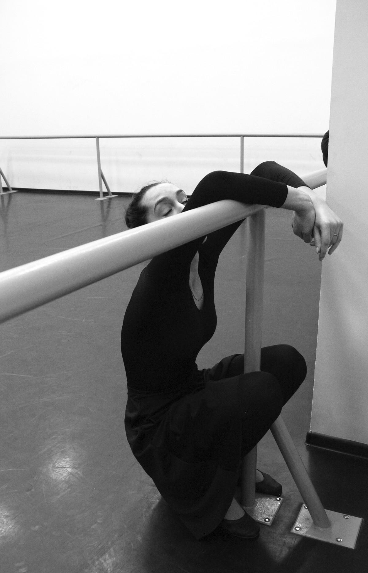 балерины репетиции тренировки фотографии эротика