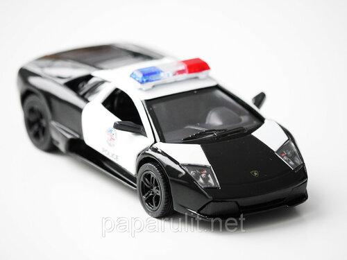 Кинсмарт полиция