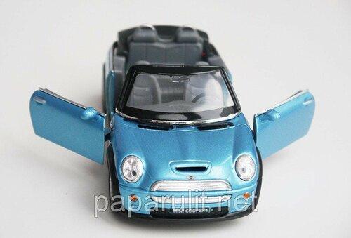 Kinsmart Mini Cooper S кабриолет