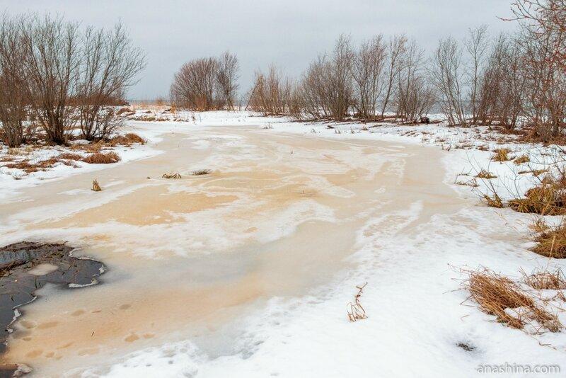 Протока, Озерное Устье