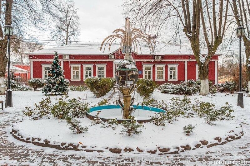 Административное здание конца XIX века, Водоканал-Мытищи