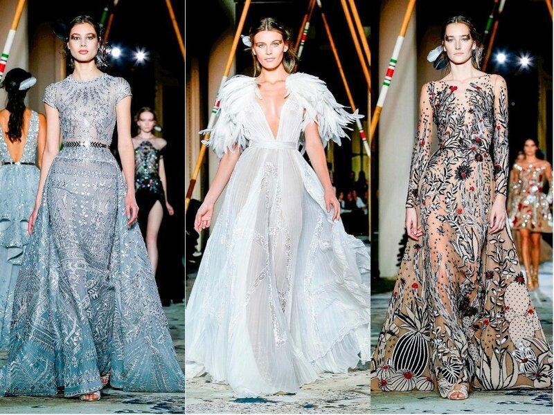 Zuhair Murad Haute Couture весна-лето 2018