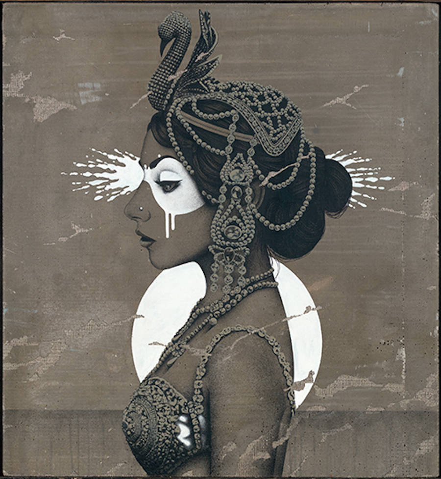 Amazing Women Illustrations by Fin Dac