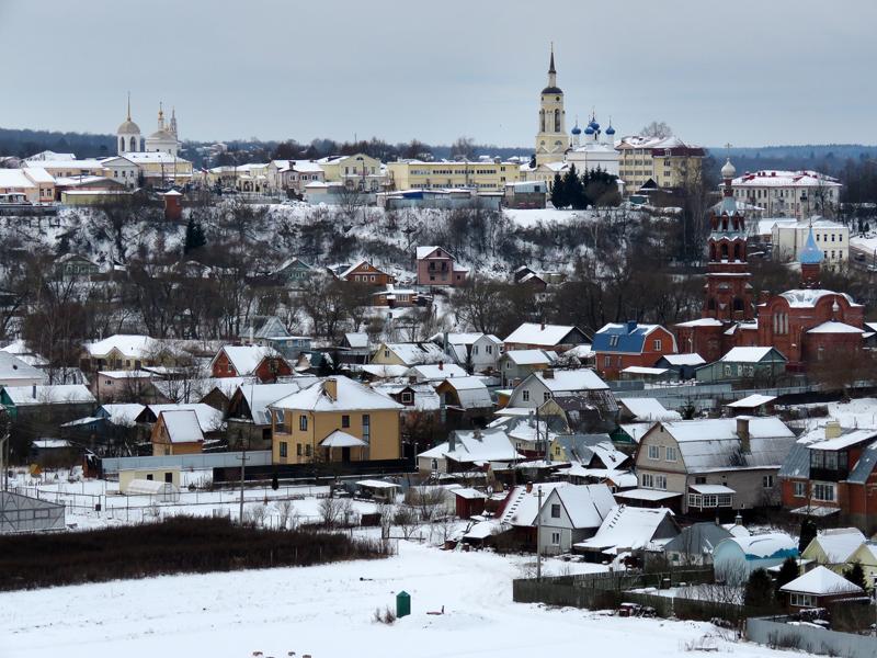 Боровск - Калуга