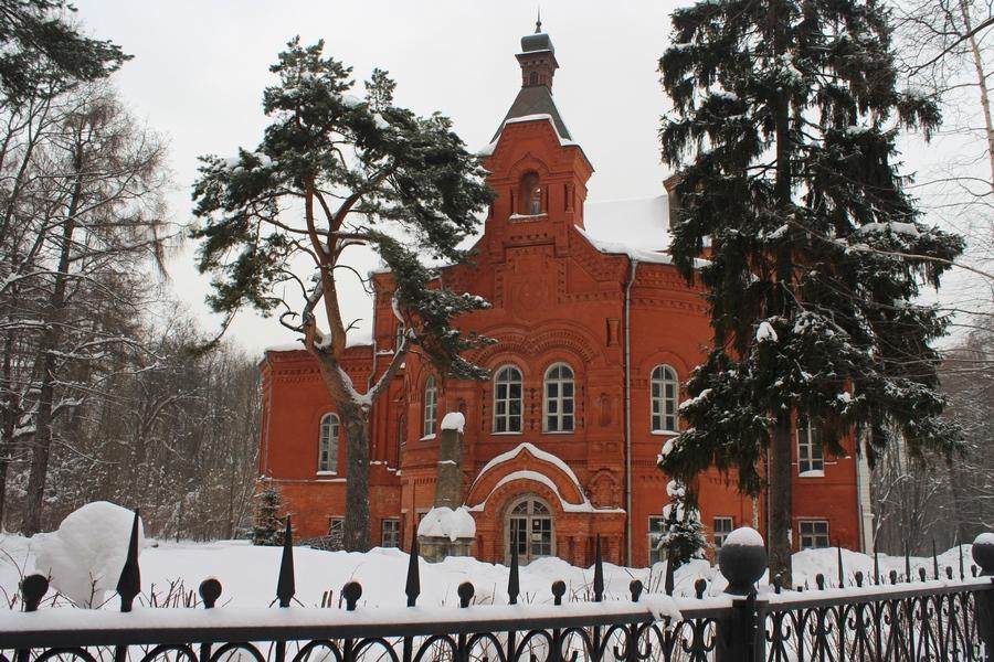 Усадьба Покровское-Стрешнево в Москве