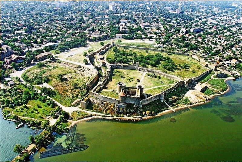 Аккерман. Белгород-Днестровская крепость.jpg