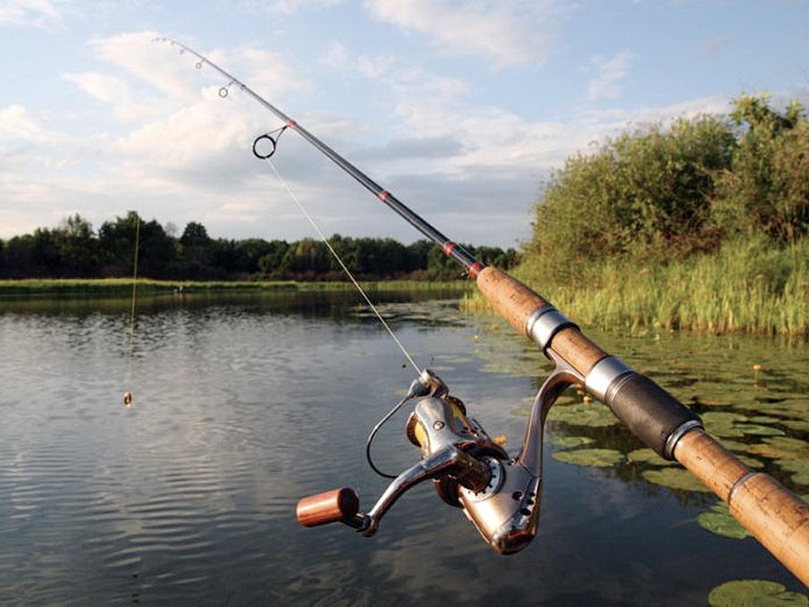 © Вы, оба каждые выходные ездите на рыбалку