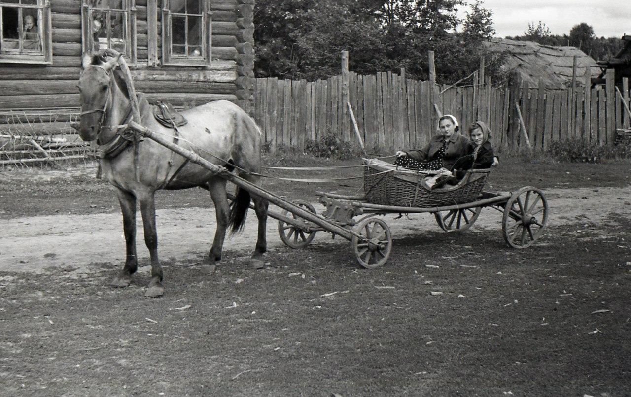 1961. с.Полозово