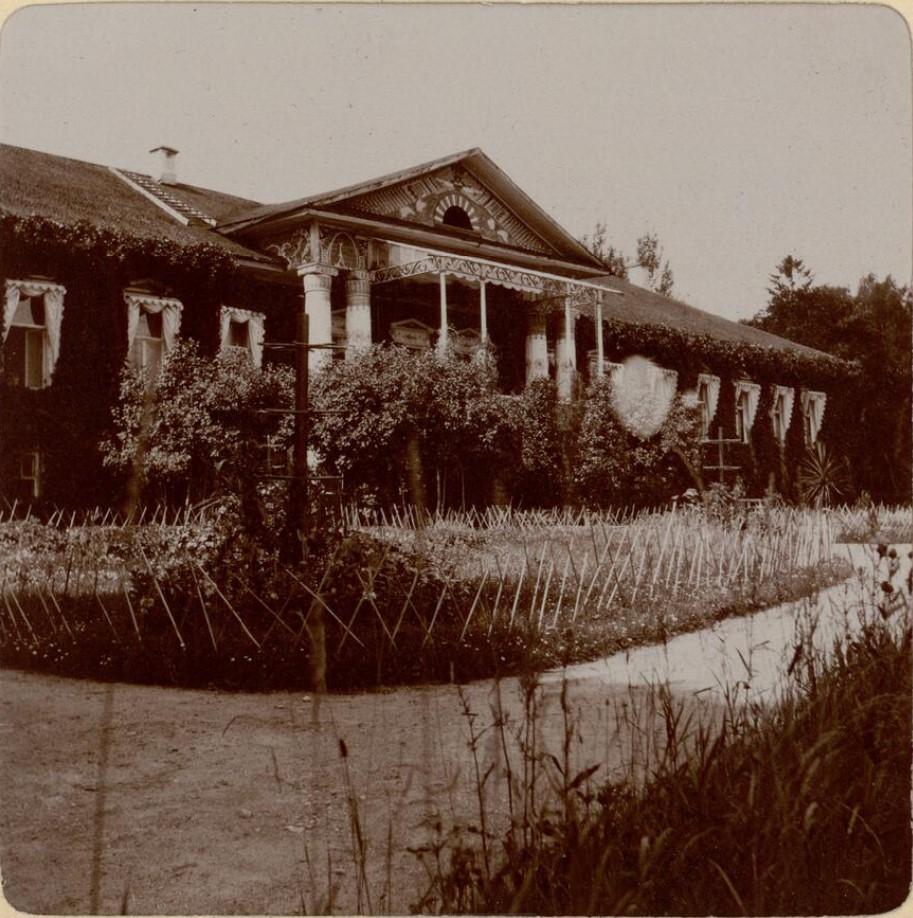 08. Село Талашкино. Усадьба и сад