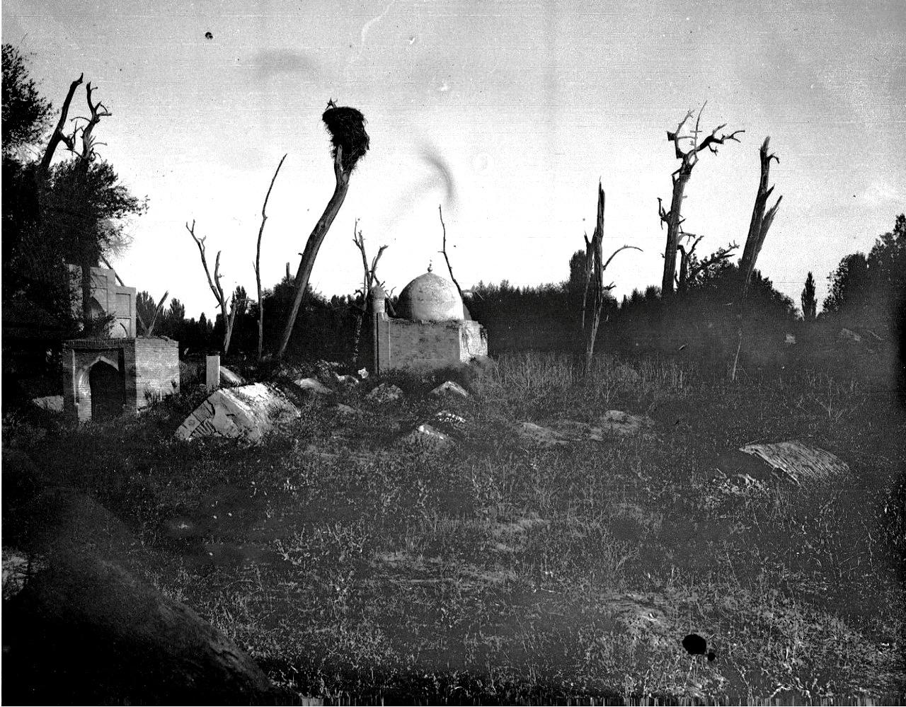Шейхантаурское кладбище