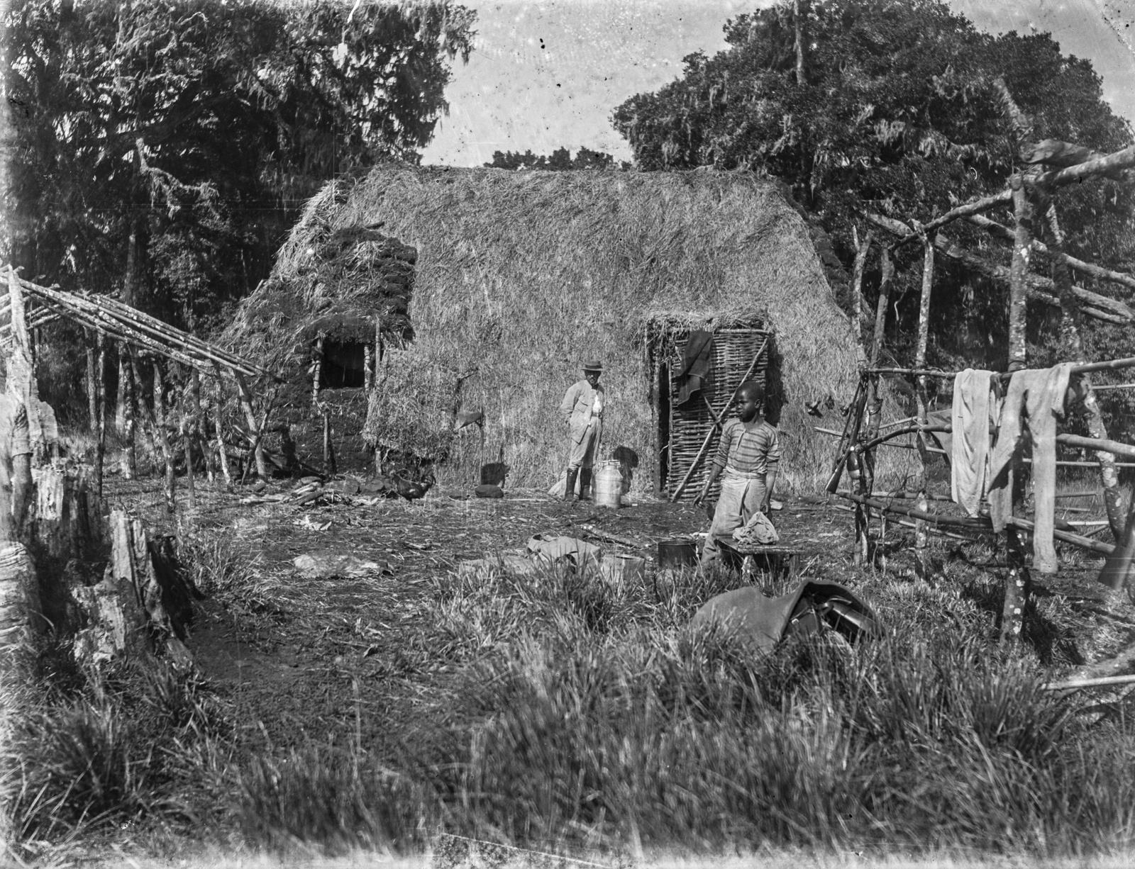 111. Хижина у кратерной стены Нгоронгоро