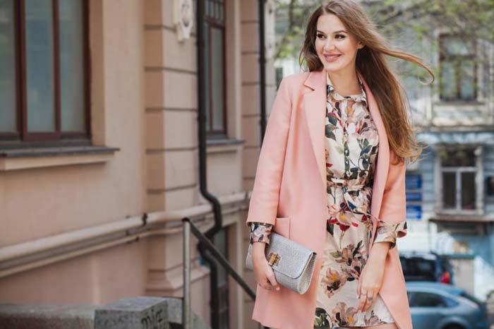 выбрать пальто на весну