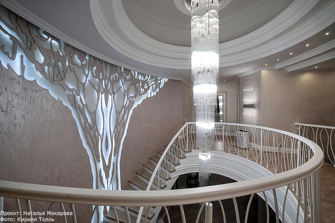 профессиональная фотосъемка лестниц. детали интерьеров на сайте фотографа Толль