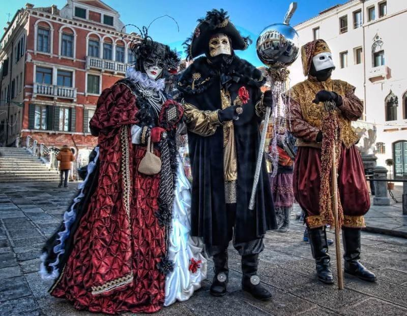0 182c59 7e5e931d orig - Фото Венецианского карнавала