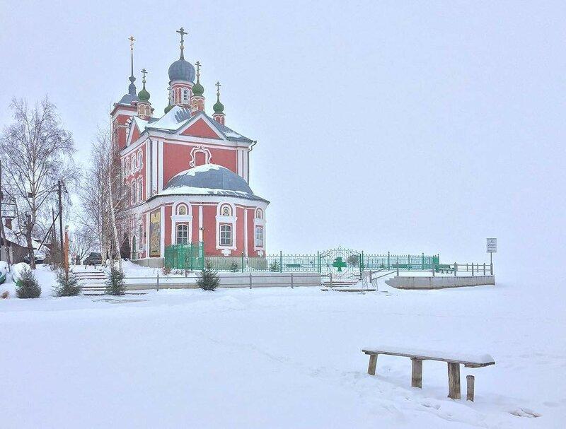 Церковь Сорока Мучеников Севастийских (1755). Переславль-Залесский