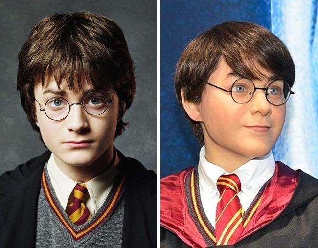 В берлинском филиале смотрели какие-то другие экранизации книг о Гарри Поттере .