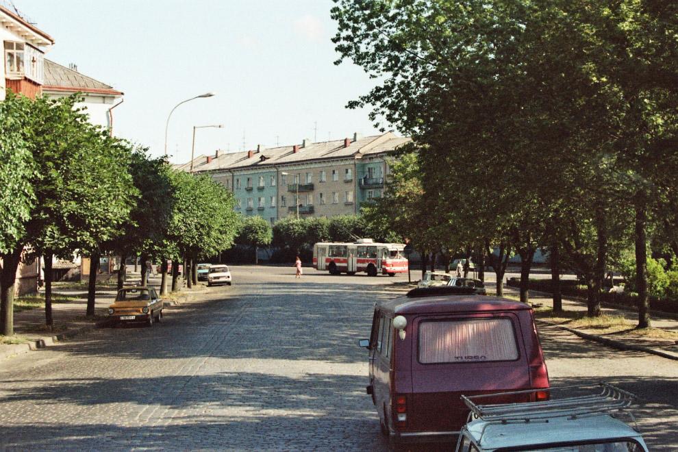 3. Почти на всём постсоветском пространстве важнейшим видом городского транспорта оставался трамвай,
